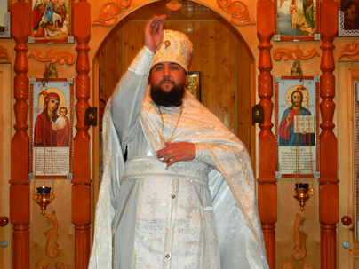 Освящения храма во имя Святых мучеников Адриана и Наталии в р. п. Натальинск