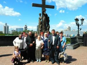 Поездка к мощам святого равноапостольного князя Владимира