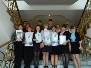 XII богословская конференция детей и юношества